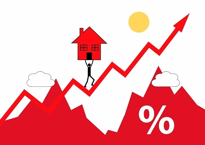 Investment property - how will a mortgage rate increase affect the buy-to-let investor?