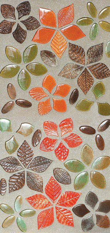 ПВХ панель «Б-Пласт», термоперенос, мозаика #3. №368-2 - купить пластиковые панели для стен по цене: 120.00руб в «СБ Компани»
