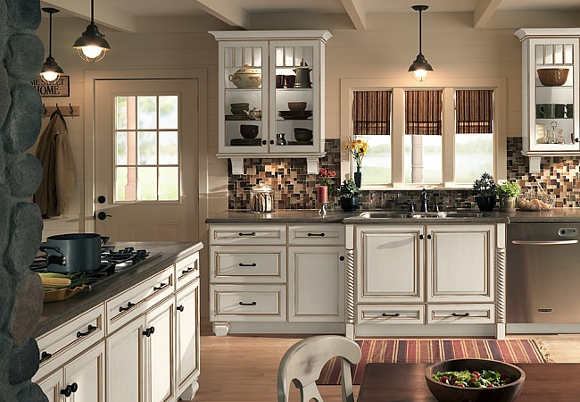Country Style Kitchen Tiles