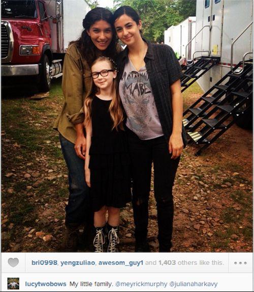 Alisha, Meghan, & Tara