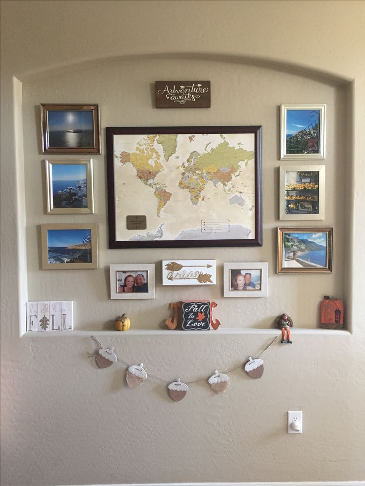 Best 25+ Travel wall decor ideas on Pinterest | Travel ...