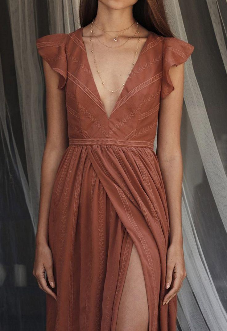 Getaway Maxi Dress | The Jetset Diaries