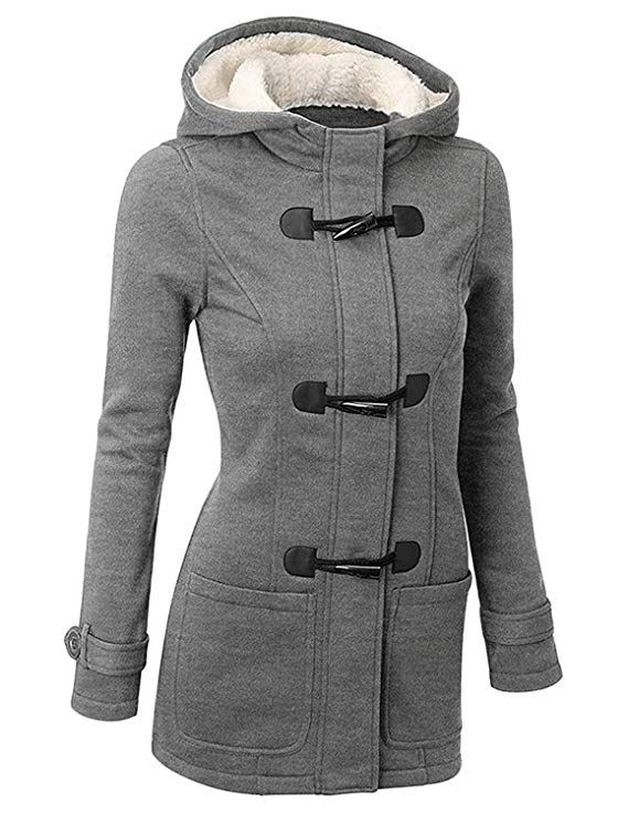 u00c0 jacket manteaux veste capuche femmes bouton blouson corne byd im67vgybfy