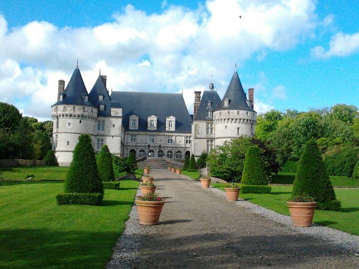 château mesnière | Description Chateau de Mesnières-en-Bray.jpg
