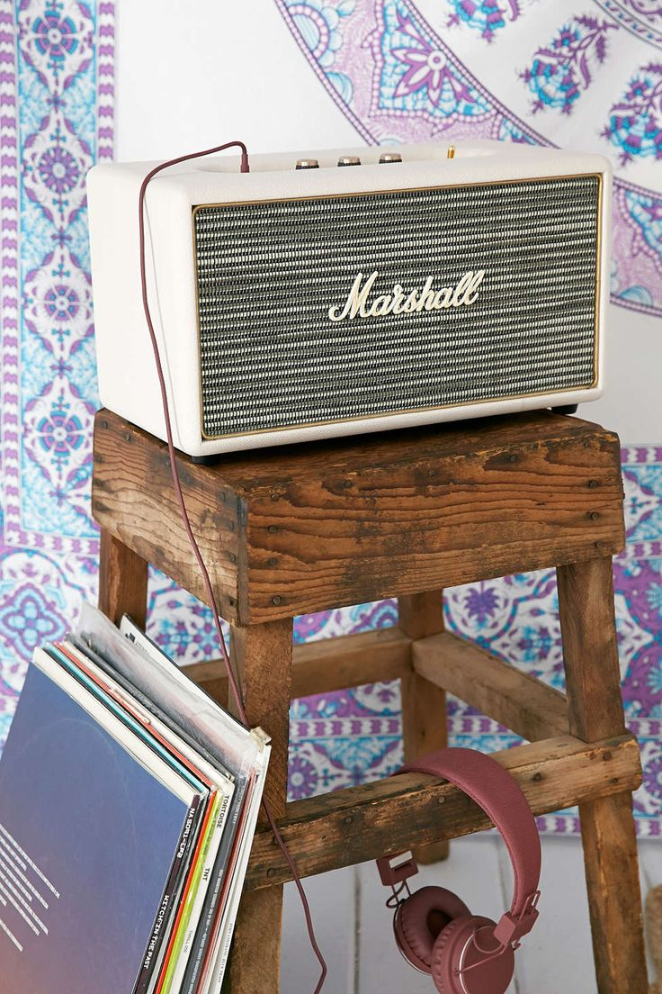 Marshall Stanmore Speaker - Urban Outfitters   Want one so badly