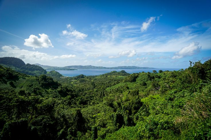 The beautiful island of Fiji. A perfect destination for family travel.
