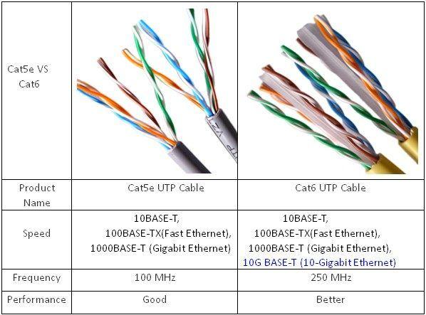 Cat 5 Vs Cat 6 Http Pets Ok Com Cat 5 Vs Cat 6 Cats 716 Html Cat6 Cable Cats Cable Router
