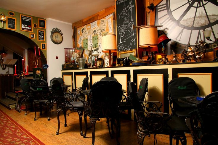 SIBIU - Pardon Cafe