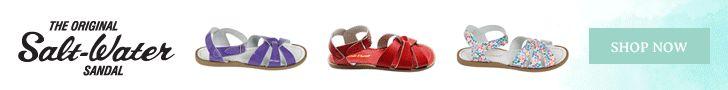 Salt Water Sandals Gif