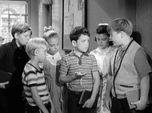 I Love Watching Leave It To Beaver