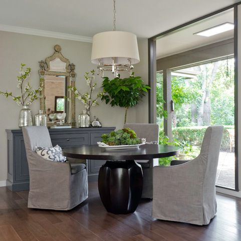 Castle Hills Kitchen By CROSS CONSTRUCTION CO Small Dining RoomsDining