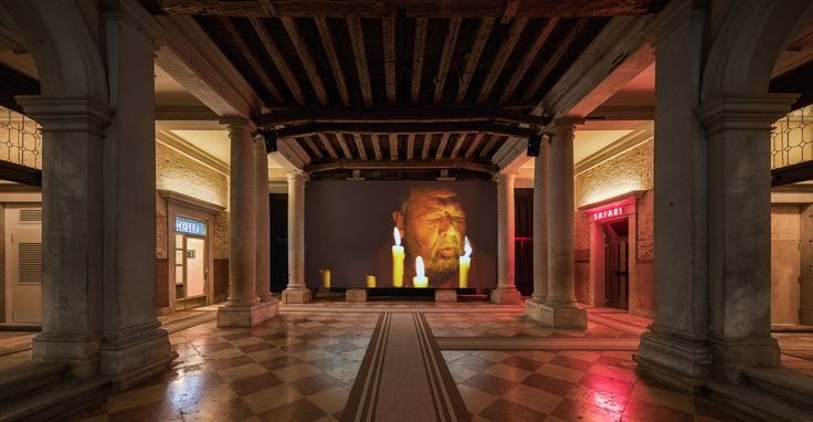 Fondazione Prada, The Boat is Leaking The Captain Lied by Thomas Demand, Alexander Kluge & Anna Viebrock at Venice Biennale 2017 | Yellowtrace