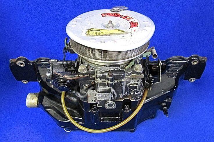 Ebay Boats Florida >> Mercruiser Aluminum Intake Manifold Carburetor 98347 89953A2 5990A1 4BBL 470 488 From a ...