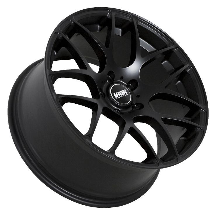 VMR V710 18x8.5 ET45 Matte Black Custom Wheel