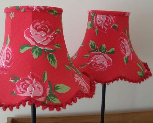 Cath Kidston lampshades