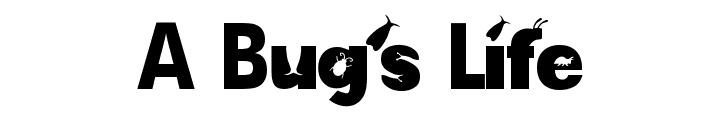 Faça o download da fonte A Bug's Life e mude a aparência de seus textos. Inove e deixe seus textos personalizados, com aspecto criativo, animado ou profissional.