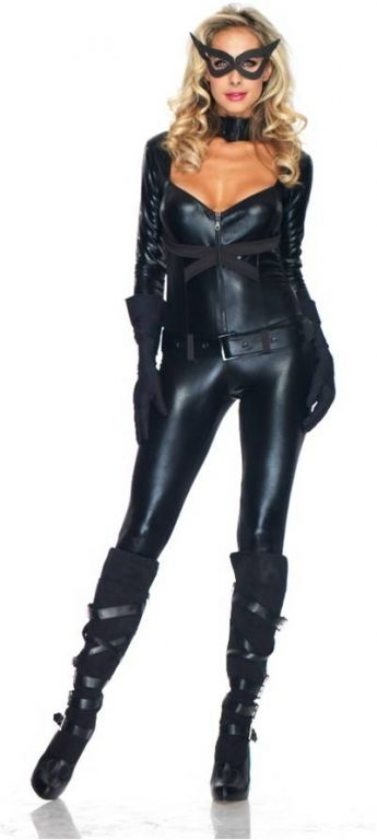 Sexy Cat Woman Costume - Sexy Costumes