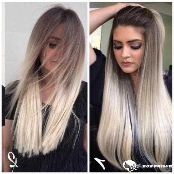 125 Frisuren für natürlich glattes Haar: Ein umfassendes Lookbook