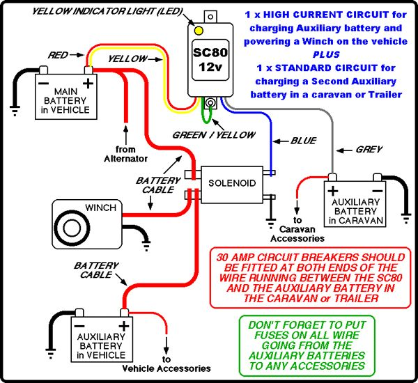 Best Dual Battery Setup For Winching    - Page 2