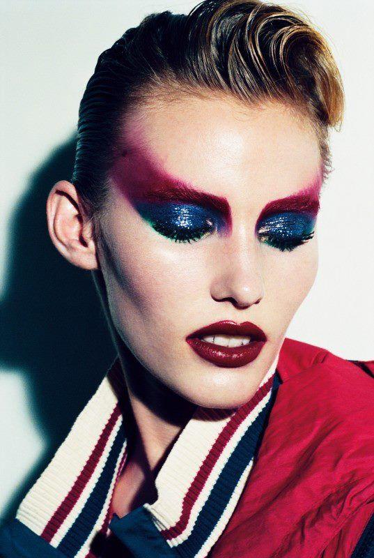 Fashion Makeup: 25+ Best Ideas About High Fashion Makeup On Pinterest