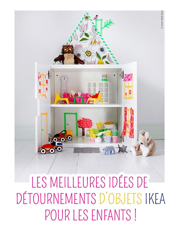 17 best images about am nager d corer son logement pour les enfants on pint - Mobilier enfant ikea ...