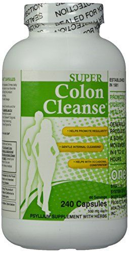 These colon cleanse pills are ones that I've tested and actually work. Check out the results of our in depth research for the top 3 options.