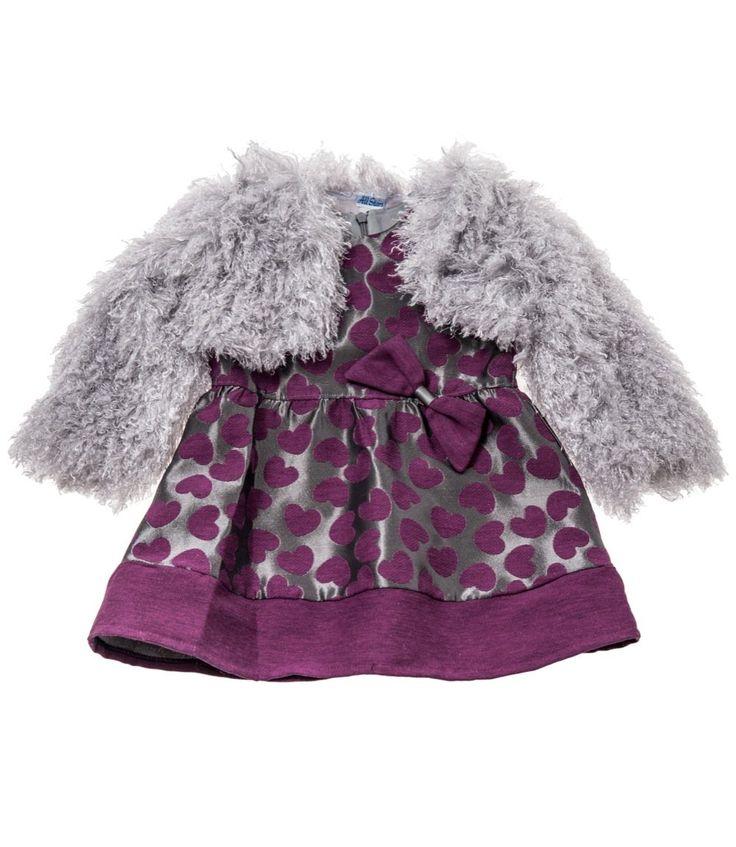 All Stars παιδικό αμπιγιέ σετ φόρεμα-μπολερό «All My Hearts»  €29,90