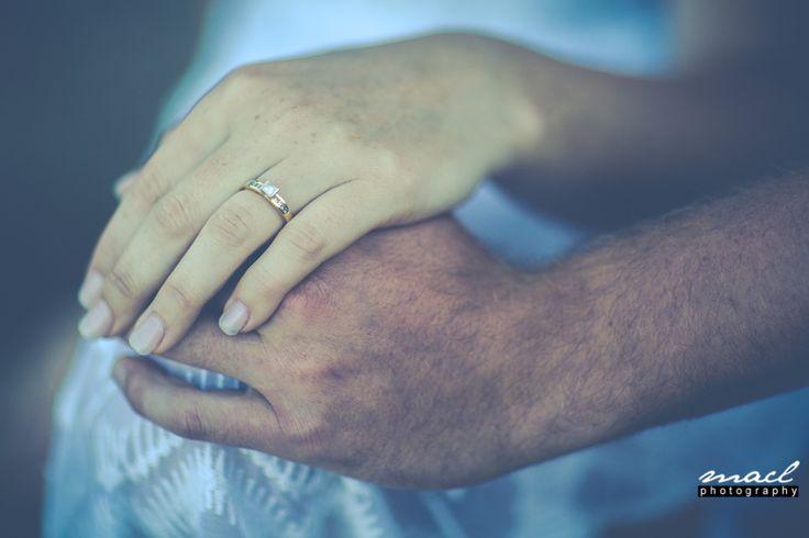 Engagement Shoot: Belinda & Curtis - Young Love, shot at Gordons Bay, Sydney Australia