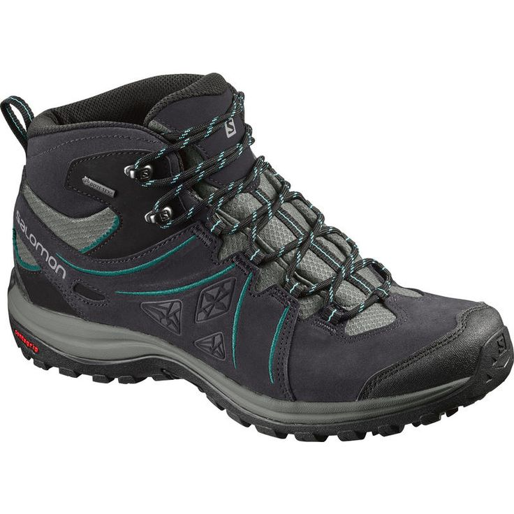Ellipse 2 Mid Ltr GTX Light Trail Shoes: Light and durable, the Ellipse 2