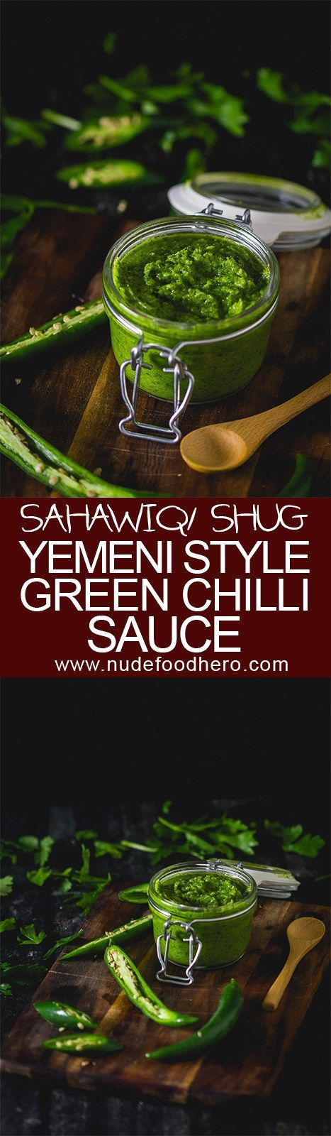 Is it getting hot in here? Loaded with chillies, cumin, garlic this Yemeni S'hug will add all the spicy heat you need.