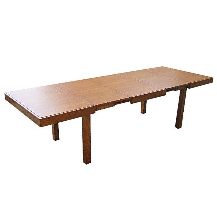 Expandable Dining Table by George Nelson for Herman Miller