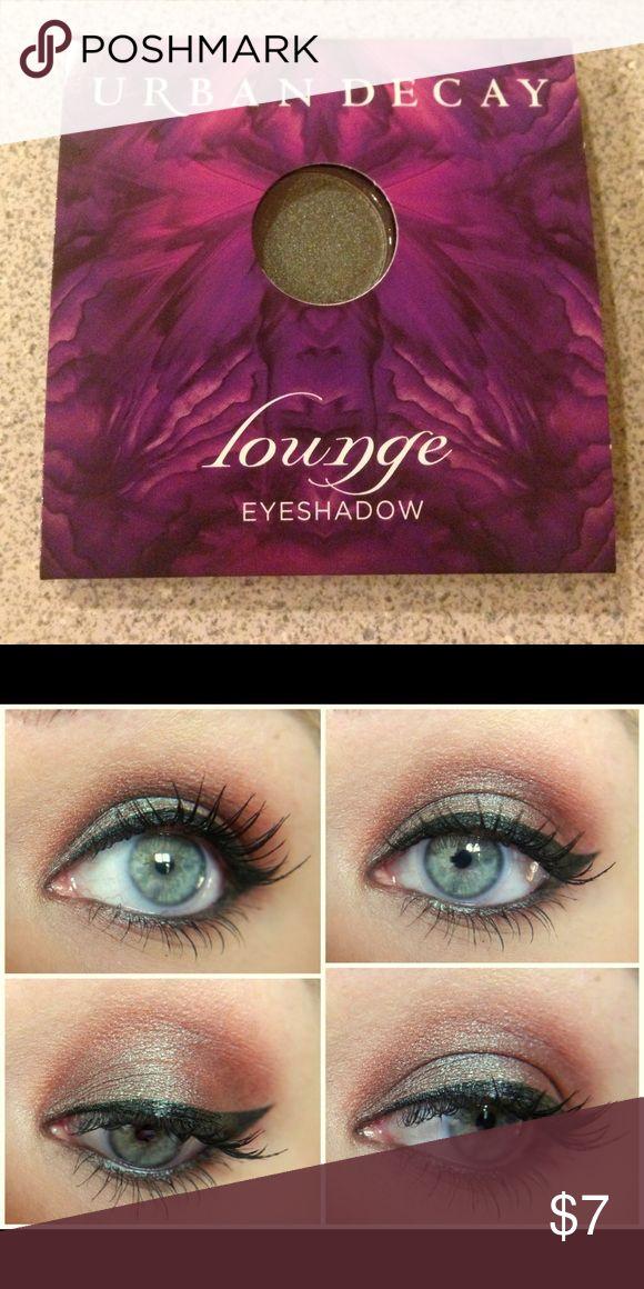 Urban Decay lounge eyeshadow Brand new in packaging! Urban Decay Makeup Eyeshadow