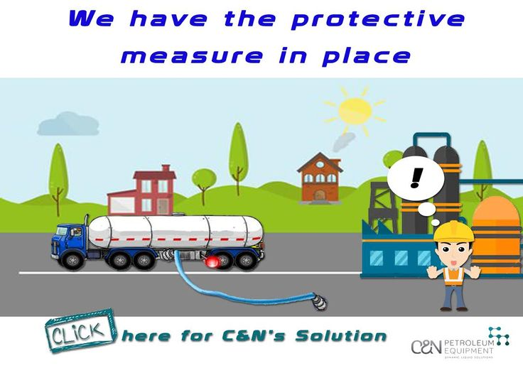 We got you covered, C & N's protective measures. For more info visit our website or click the link below.  http://candnpetroleum.co.za/Pages/Terminal-Equipment.asp