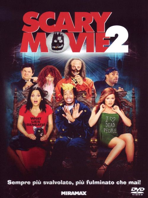 Watch Scary Movie 2 (2001) Full Movie Online Free