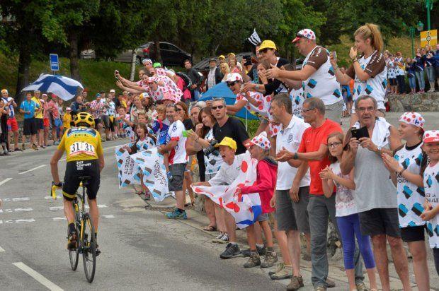 Christopher Froome. Stage 19. Saint-Jean-de-Maurienne to La Toussuire - Les Sybelles.