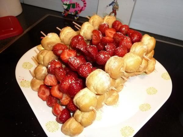 over aardbeien en andere belevenissen