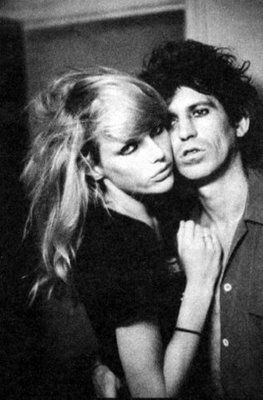 The fabulous Patti Hansen and Keith Richards - ROCK'N ROLL TRUE LOVE