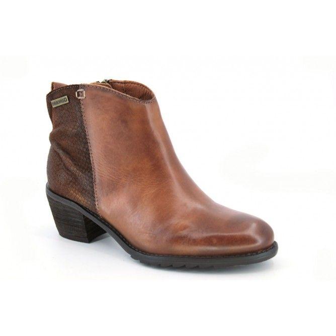 Zapatos granate casual Pikolinos Rotterdam para mujer Exclusivo de Outlet Calidad Original Barato Venta Fake mM1TgUr5Lv