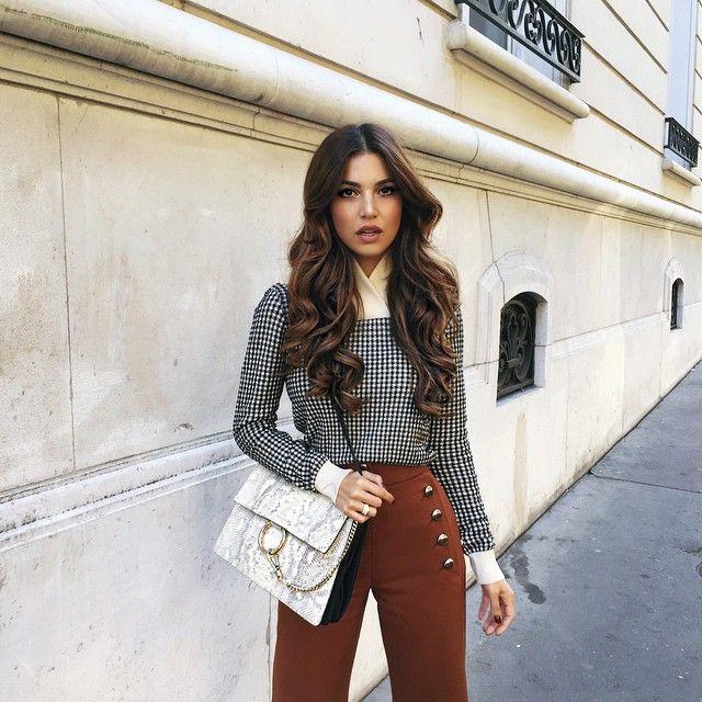Negin Mirsalehi @negin_mirsalehi Wearing a total @...Instagram photo | Websta (Webstagram)