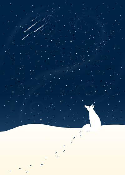 Winter Night - Laurxy