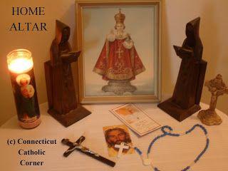 The 25+ best Home altar ideas on Pinterest Home altar catholic, Meditation altar and ...