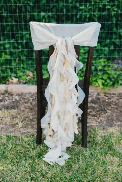 diy chair cover sashes 1