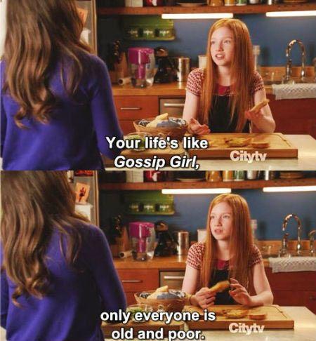 My favorite line in New Girl…