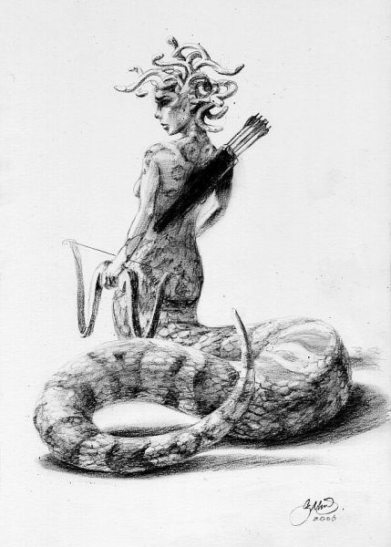 Medusa Tattoo Designs | MadSCAR