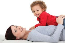 Massage For Your Growing Child: How to Massage Your Toddler