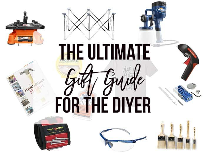 Gift Ideas For The Diyer The Ultimate Guide Anika S Diy Life Power Tool Gifts Diyer Wood Working Gifts