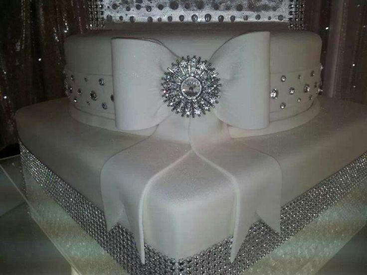 Wedding cake ribbon, sparkle, fashion, beautiful, white Bizcocho de boda pastel de boda lazo, brillo, bello, blanco