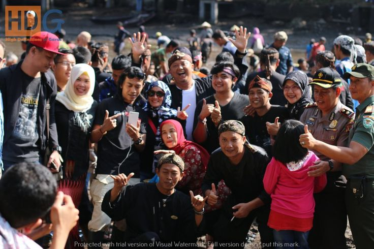 Gathering Kampung Sampireun Garut