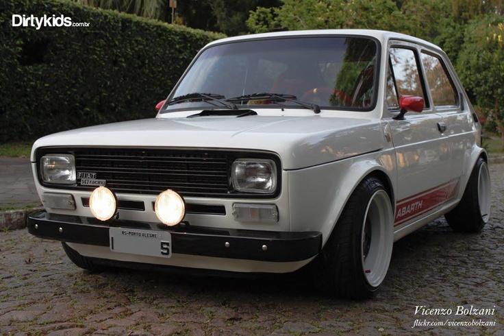 Fiat147 racing