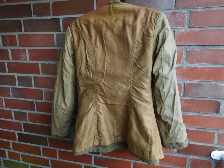 1:Weltkrieg US-Army 89 Th.Div Uniformjacke + Div.Abzeichen | eBay
